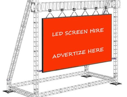 LED Screen Hire – 5 Points Needed to Know Before Buying