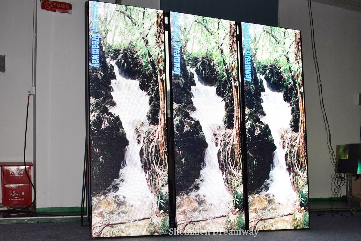 LED Poster Screen
