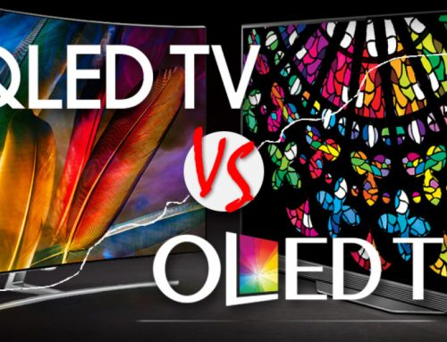 QLED vs. OLED: What's the difference and which is better?